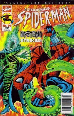Astonishing Spider-Man Vol 1 34