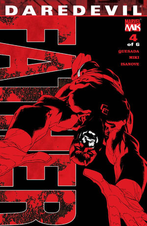 Daredevil Father Vol 1 4