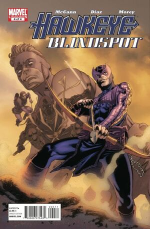 Hawkeye Blind Spot Vol 1 4