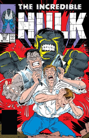 Incredible Hulk Vol 1 353
