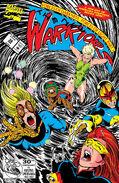 New Warriors Vol 1 32