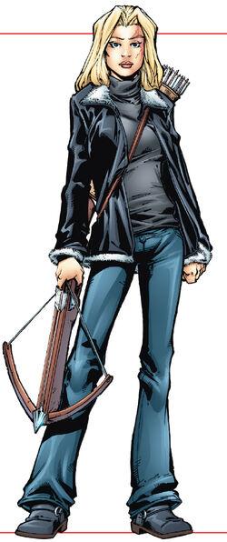 Rachel van Helsing (Earth-616) from Vampires The Marvel Undead Vol 1 1 0001