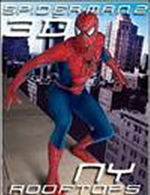 Spider-Man 2 3D NY Rooftops