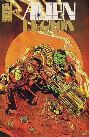 Alien Legion Vol 2 15