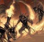 Black Berserkers from Thor God of Thunder Vol 1 4 001