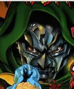 Victor von Doom (Earth-9411) Spectacular Spider-Man (UK) Vol 1 105