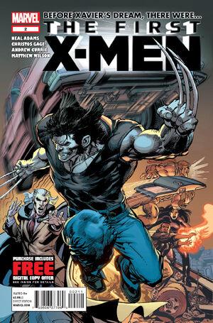 First X-Men Vol 1 2