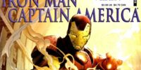 Iron Man Captain America Casualties of War Vol 1