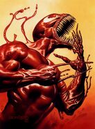 Cletus Kasady (Earth-616) from Marvel Masterpieces 1996 Set 0001