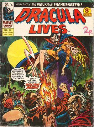 Dracula Lives (UK) Vol 1 33