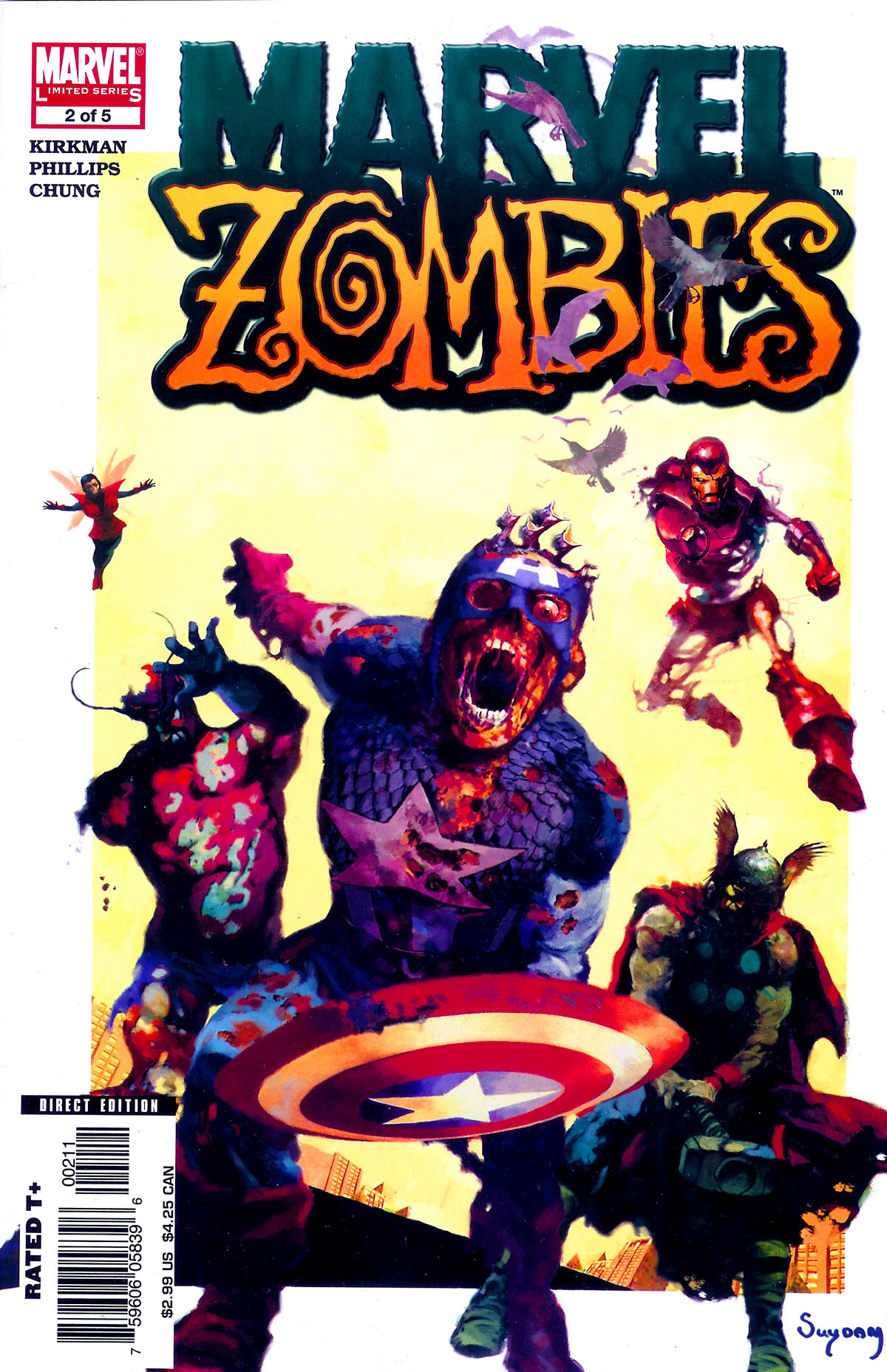 Marvel zombies vol 1 marvel database fandom powered by - Marvel spiderman comics pdf ...