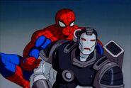 Peter Parker & James Rhodes (Earth-92131)