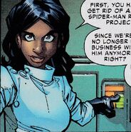 Sajani Jaffrey (Earth-616) from Amazing Spider-Man Vol 3 1 001