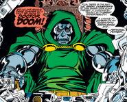 Victor von Doom (Earth-616) from Infinity Gauntlet Vol 1 2 001