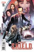 Agents of S.H.I.E.L.D. Vol 1 1 MAOS Variant