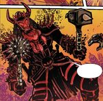 Ash King (Earth-616) from Silk Vol 2 12 0001