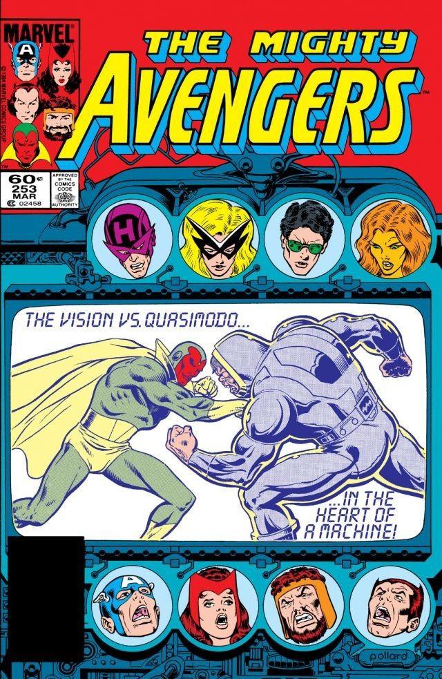 Avengers #253l