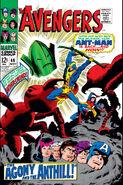 Avengers Vol 1 46