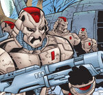 Super-Soldiers (Earth-1298) Mutant X Vol 1 30