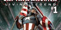 Captain America: Living Legend Vol 1 1