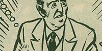Charles Harrington (Earth-616)/Gallery