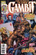 Gambit Vol 3 1 Variant Jack