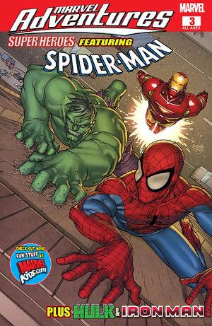 Marvel Adventures Super Heroes Vol 1 3