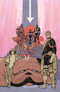 All-New, All-Different Avengers Vol 1 1 50 Years of Inhumans Variant Textless