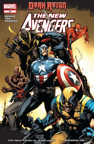 New Avengers Vol 1 48