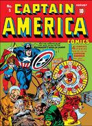 Captain America Comics Vol 1 5