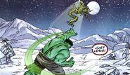 Bruce Banner (Earth-616) vs Fin Fang Foom