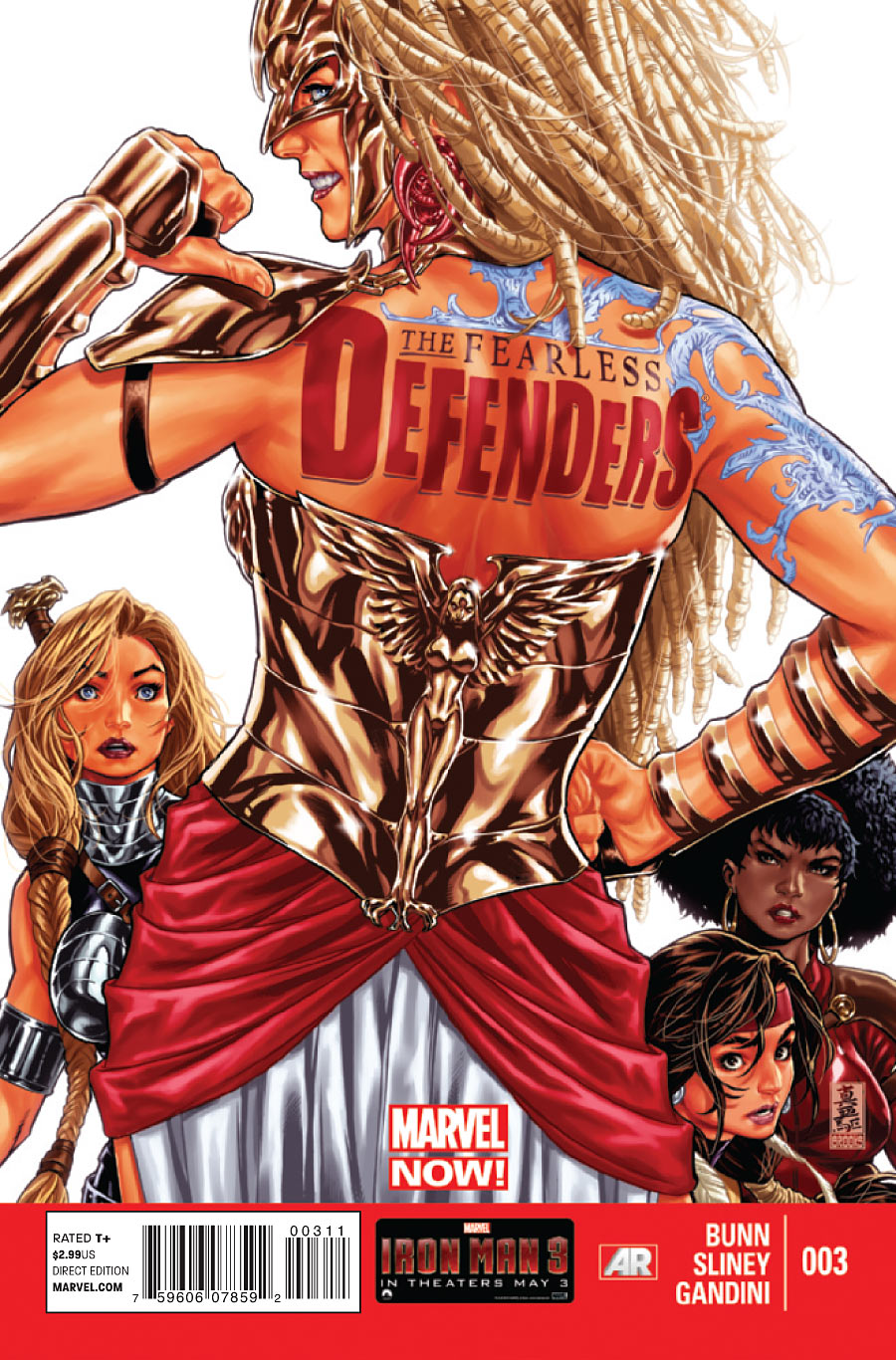 Fearless Defenders : Marvel Now Integrale 12 Tomes