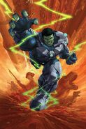 Indestructible Hulk Vol 1 11 Textless