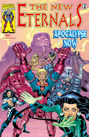 New Eternals Apocalypse Now Vol 1 1