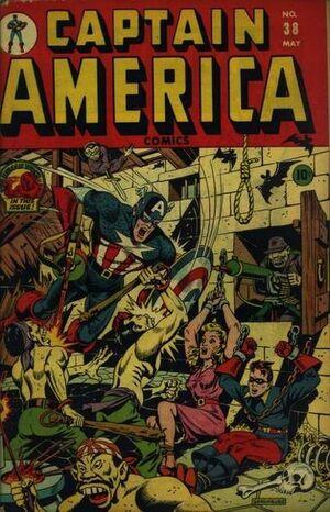 Captain America Comics Vol 1 38