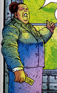 Jennifer Wentworth (Earth-616) from X-Force Vol 1 111 001