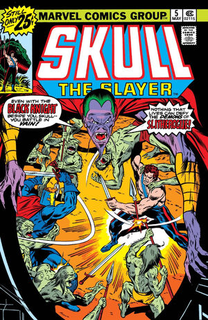 Skull, the Slayer Vol 1 5