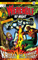 Werewolf by Night Vol 1 8