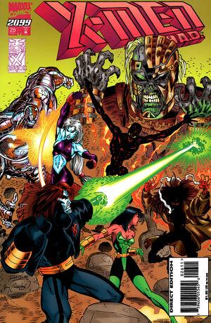 X-Men 2099 Vol 1 26