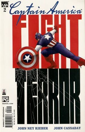 Captain America Vol 4 2