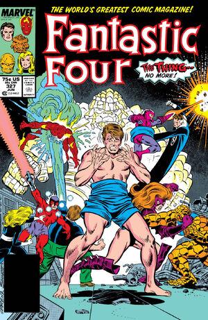 Fantastic Four Vol 1 327