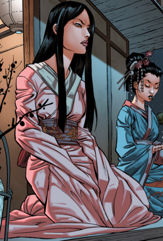 File:Osen (Earth-616) from Wolverine Japan's Most Wanted Vol 1 4 001.png