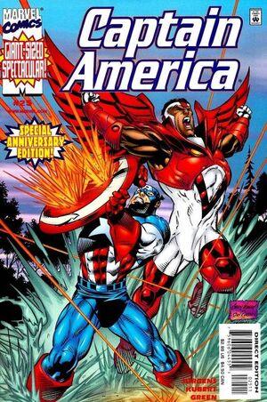 Captain America Vol 3 25