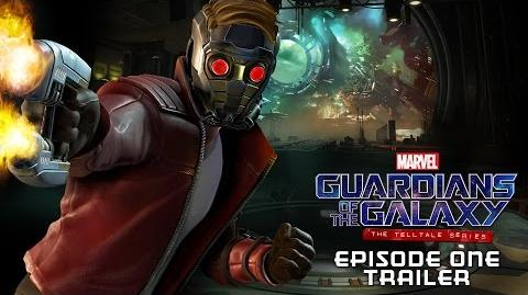 Marvel's Guardians of the Galaxy The Telltale Series - Episode One Trailer