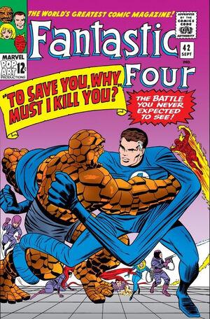 Fantastic Four Vol 1 42