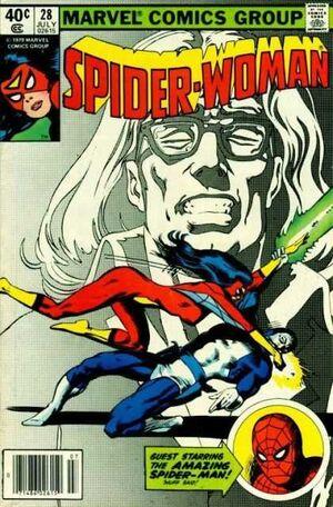 Spider-Woman Vol 1 28