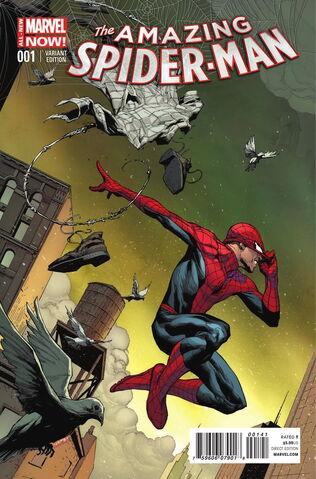 File:Amazing Spider-Man Vol 3 1 Opeña Variant.jpg