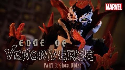 Ghost Rider is VENOMIZED - Part 3 - Edge of Venomverse