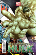 Indestructible Hulk Vol 1 2 Deodato Variant