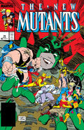 New Mutants Vol 1 78